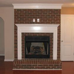TRUSSVILLE FIREPLACE